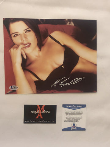 NEVE_83 - 8x10 Photo Autographed By Neve Campbell