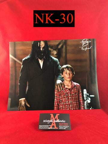 NK_30 - 11x14 Photo Autographed By Nick King