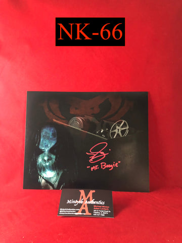 NK_66 - 8x10 Photo Autographed By Nick King