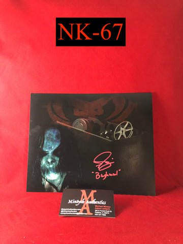 NK_67 - 8x10 Photo Autographed By Nick King