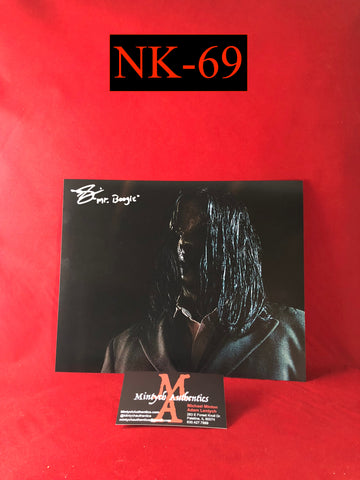 NK_69 - 8x10 Photo Autographed By Nick King