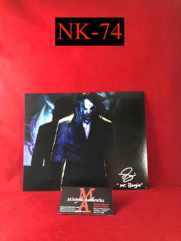 NK_74 - 8x10 Photo Autographed By Nick King