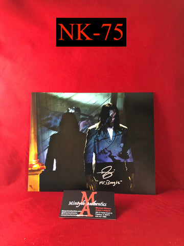 NK_75 - 8x10 Photo Autographed By Nick King