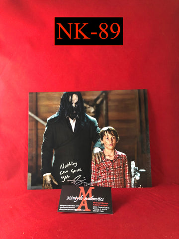 NK_89 - 8x10 Photo Autographed By Nick King