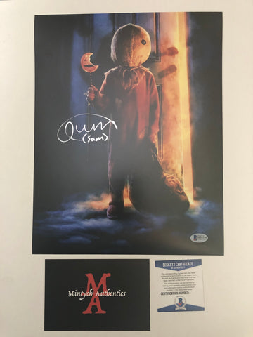 QL_120 - 11x14 Photo Autographed By Quinn Lord