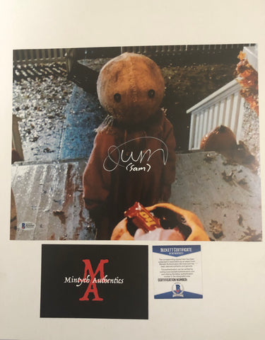 QL_154 - 11x14 Photo Autographed By Quinn Lord