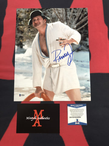 QUAID_100 - 11x14 Photo Autographed By Randy Quaid