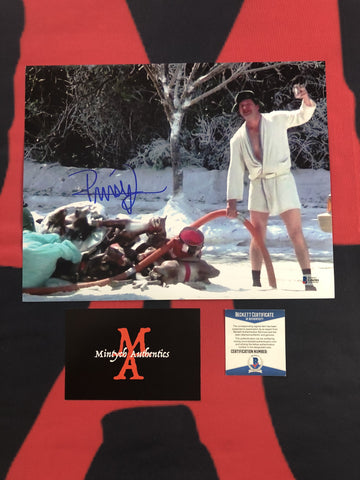 QUAID_104 - 11x14 Photo Autographed By Randy Quaid