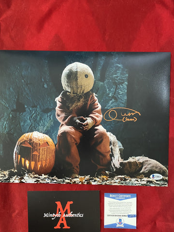 QUINN_313 - 11x14 Photo Autographed By Quinn Lord