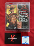RE_40 - Freddy Krueger Neca Figure Autographed By Robert Englund