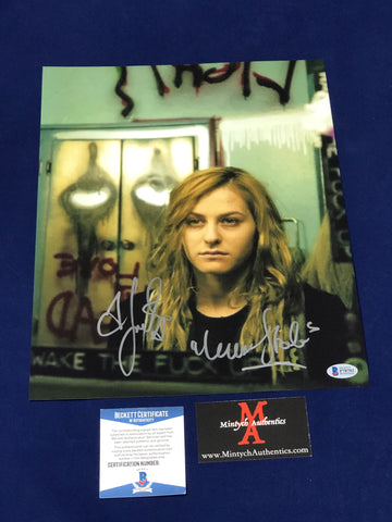 SCOUT_077 - 11x14 Photo Autographed By Scout Taylor-Compton