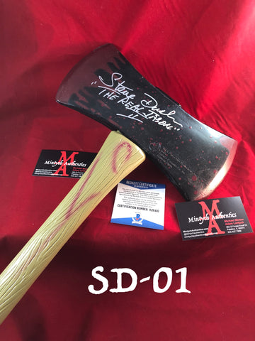 SD_01 - Axe Official Prop Replica Autographed By Steve Dash