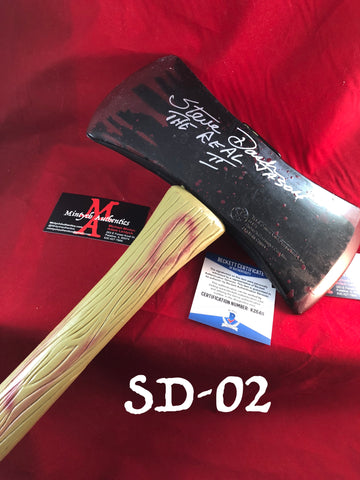 SD_02 - Axe Official Prop Replica Autographed By Steve Dash