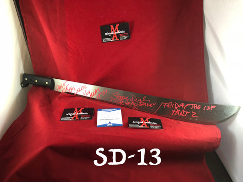 "SD_13 -  22"" Steel Machete"