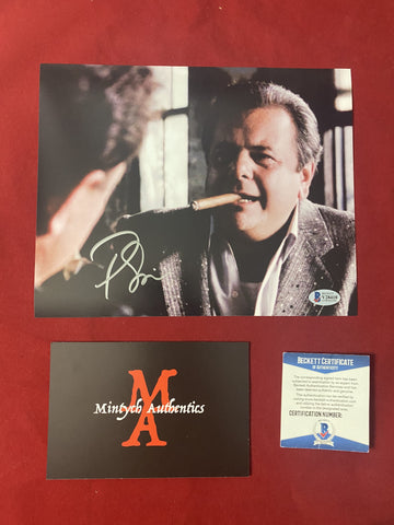 SORVINO_001 - 8x10 Photo Autographed By Paul Sorvino