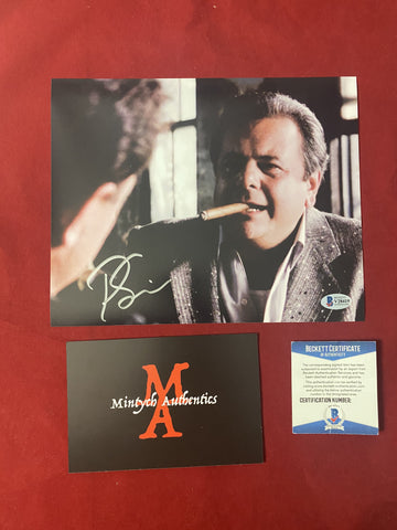 SORVINO_002 - 8x10 Photo Autographed By Paul Sorvino