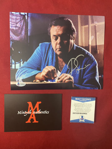 SORVINO_011 - 8x10 Photo Autographed By Paul Sorvino