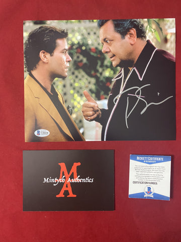 SORVINO_021 - 8x10 Photo Autographed By Paul Sorvino
