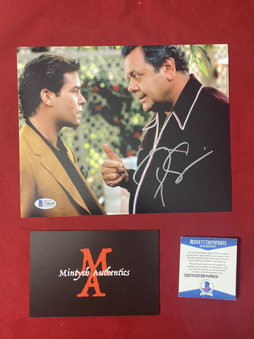 SORVINO_022 - 8x10 Photo Autographed By Paul Sorvino