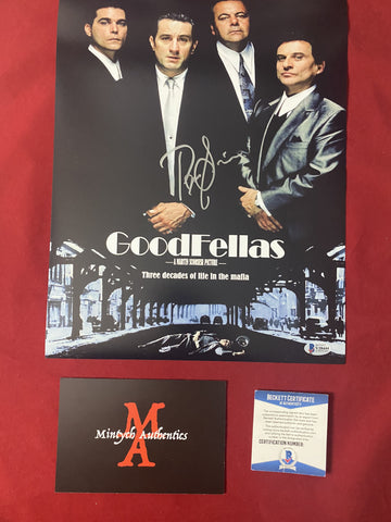 SORVINO_027 - 11x14 Photo Autographed By Paul Sorvino