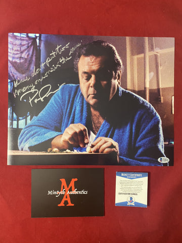 SORVINO_039 - 11x14 Photo Autographed By Paul Sorvino