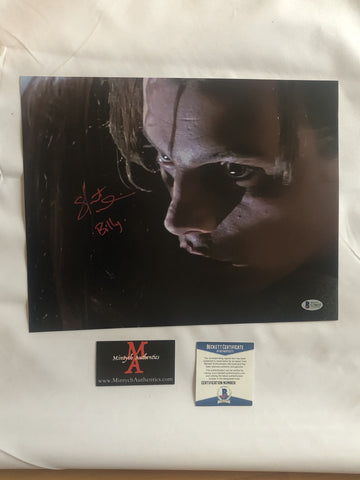 SU_143 - 11x14 Photo Autographed By Skeet Ulrich