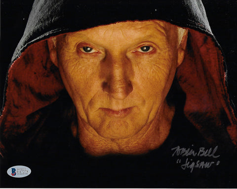 TB_182 - 8x10 Photo Autographed By Tobin Bell