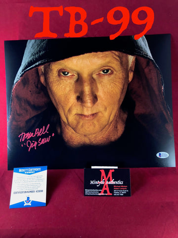 TB_99 -11x14 Photo Autographed By Tobin Bell