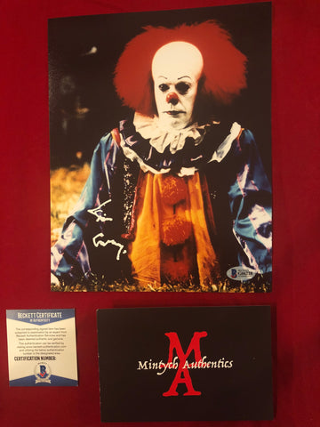 TC_182-8x10 Photo Autographed By Tim Curry
