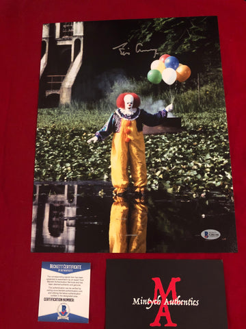 TC_211-11x14 Photo Autographed By Tim Curry