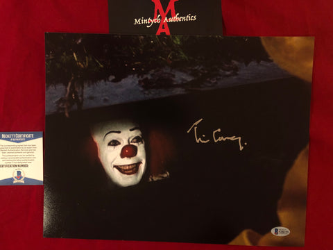 TC_224-11x14 Photo Autographed By Tim Curry