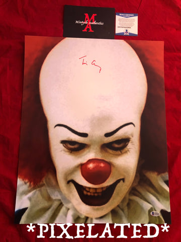 TC_251-16x20 Photo Autographed By Tim Curry