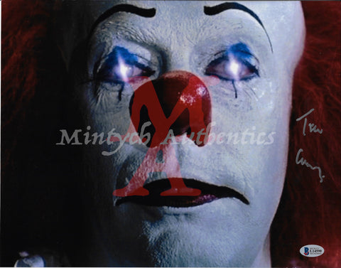 TC_99 - 11x14 Photo Autographed By Tim Curry