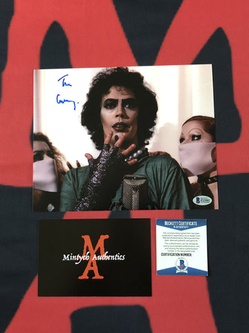 TC_360 - 8x10 Photo Autographed By Tim Curry