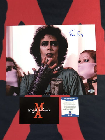 TC_442 - 11x14 Photo Autographed By Tim Curry