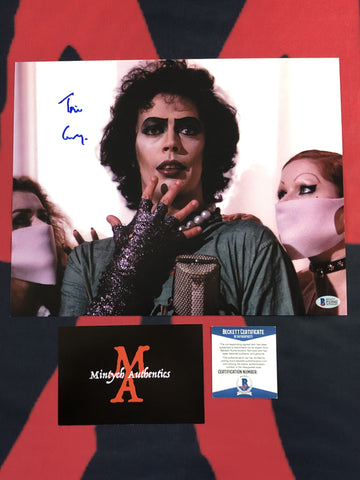 TC_443 - 11x14 Photo Autographed By Tim Curry