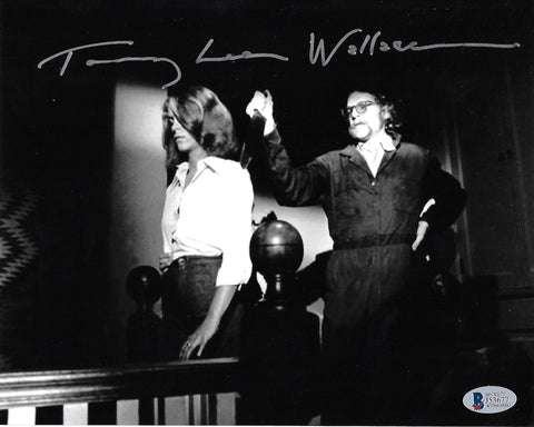 TLW_30 - 8x10 Photo Autographed By Tommy Lee Wallace
