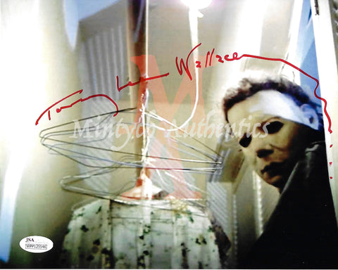 TLW_60 - 8x10 Photo Autographed By Tommy Lee Wallace