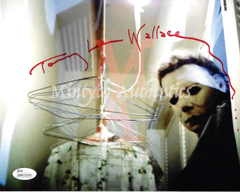 TLW_61 - 8x10 Photo Autographed By Tommy Lee Wallace