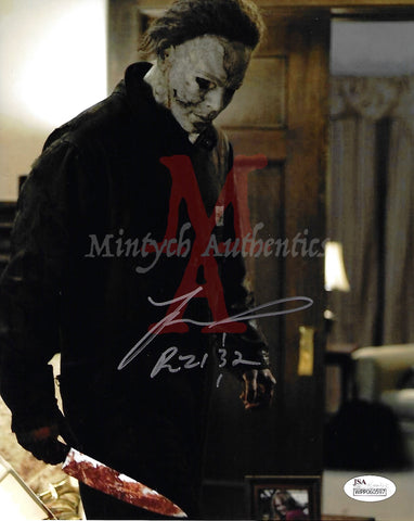 TM_124 - 8x10 Photo Autographed By Tyler Mane