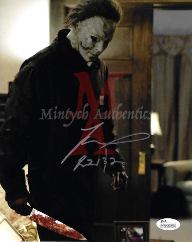TM_125 - 8x10 Photo Autographed By Tyler Mane