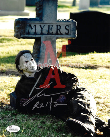 TM_129 - 8x10 Photo Autographed By Tyler Mane