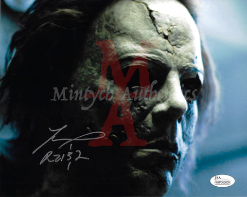 TM_135 - 8x10 Photo Autographed By Tyler Mane