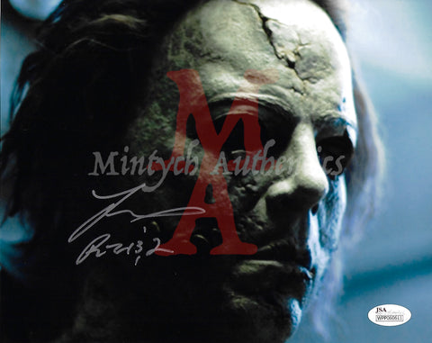 TM_137 - 8x10 Photo Autographed By Tyler Mane