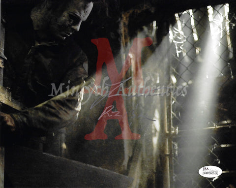 TM_138 - 8x10 Photo Autographed By Tyler Mane