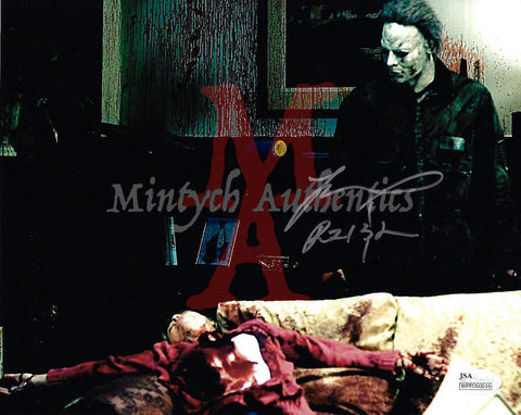 TM_142 - 8x10 Photo Autographed By Tyler Mane