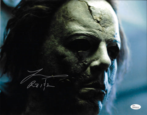 TM_150 - 11x14 Photo Autographed By Tyler Mane