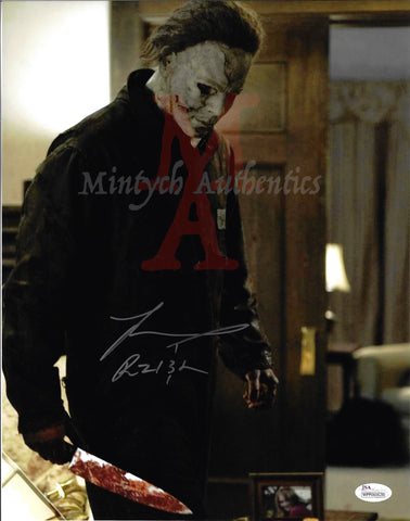 TM_154 - 11x14 Photo Autographed By Tyler Mane