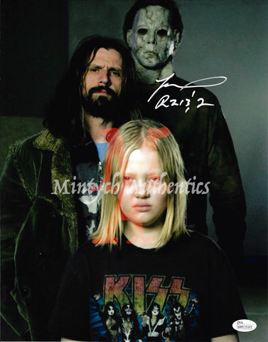 TM_161 - 11x14 Photo Autographed By Tyler Mane