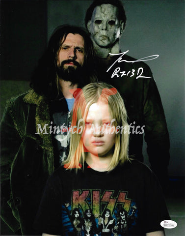 TM_162 - 11x14 Photo Autographed By Tyler Mane